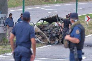 Salta: explotó un auto y una persona murió calcinada dentro