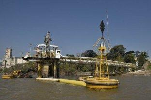 Instalarán una nueva bomba de captación de agua en Rosario