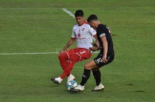 Colón perdió ante Independiente y sumó su primera derrota en el torneo