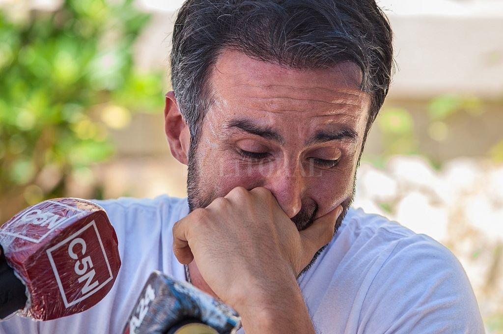 """""""No me reprocho nada"""", dijo el médico de Maradona tras ser imputado de """"homicidio culposo"""" - Leopoldo Luque. -"""