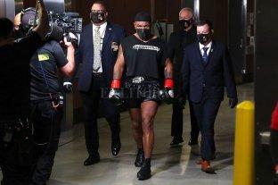 Tyson volvió al ring a los 54 años