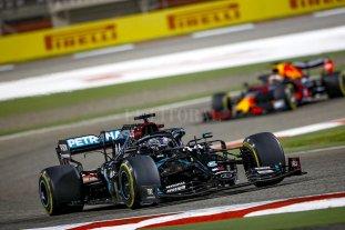 Lewis Hamilton se impuso en el Gran Premio de Bahréin