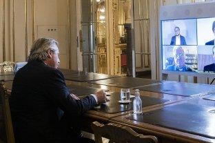 Alberto Fernández mantendrá una videoconferencia con Bolsonaro