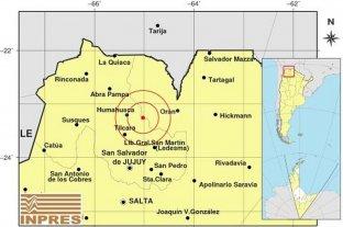 Un sismo de 5.9 de magnitud en la escala de Richter se sintió en Salta y Jujuy