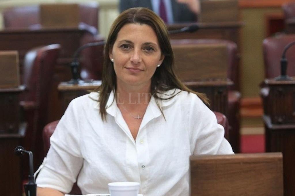 Betina Florito, diputada provincial