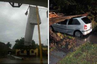 Vera: convocan a la Junta de Defensa Civil por los serios destrozos causados por el temporal