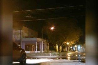 Reconquista: piden a la población que no salgan de sus hogares, tras los daños que dejó el temporal