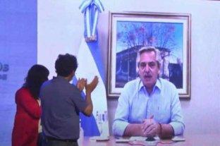 Llamosas fue reelecto en Río Cuarto y recibió el apoyo de Alberto Fernández