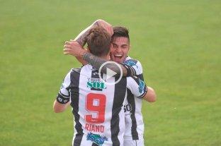 Video: el show de goles de los partidos del domingo