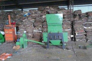 Pilar: en lo que va del año se recuperaron más de 118 toneladas de material reciclable