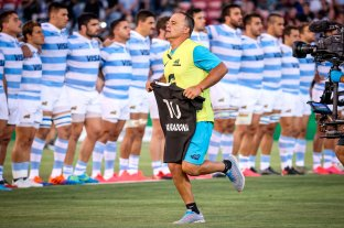 """El mensaje de Los Pumas: """"Pedimos disculpas a la familia de Diego y a la gente que se sintió mal"""" -"""