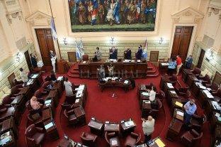 Perotti ya tiene Presupuesto 2021 - Cámara de Diputados de la provincia. -