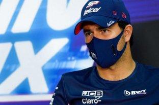 El mexicano Pérez admite que sería piloto reserva en Fórmula 1 en temporada 2021