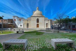 La obra en la iglesia San Miguel de Paraná recibió un premio internacional
