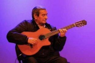 El chamamé, de luto: murió el guitarrista Juan Saccú