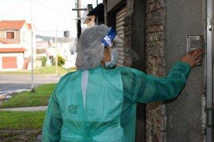 Argentina reportó 257 fallecidos y 5.726 contagios de coronavirus: el 20% de los casos son de Santa Fe -  -