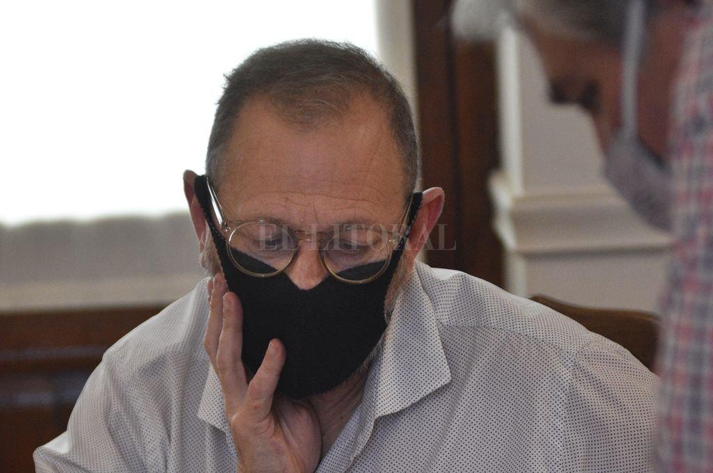 Marcos Corach, ¿Futuro ministro? Crédito: Pablo Aguirre