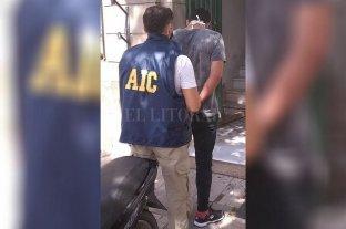 Detuvieron al presunto asesino de Archimaud en Colastiné Norte