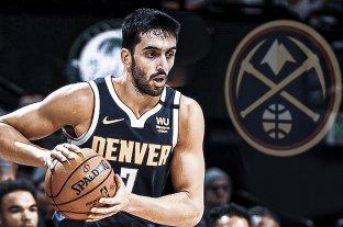 Denver Nuggets oficializó la contratación de Facundo Campazzo