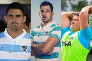 Tras los mensajes xenófobos, la UAR suspendió a los tres Pumas implicados y revocó la capitanía a Matera - Pablo Matera, Guido Petti y Santiago Socino.
