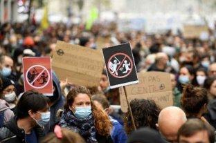 El gobierno francés cedió a la presión popular y modificó la controvertida ley de seguridad
