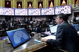 Tras fuertes cruces, Diputados devolverá al Senado el proyecto sobre fondos para la policía porteña