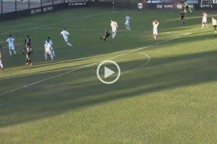 Video: el insólito penal que le cobraron a Riestra para que empate el partido ante Rafaela