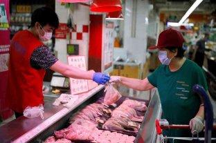 China detectó coronavirus en envases de carne de empresa argentina