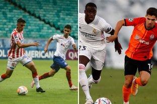 Horarios y TV: martes de Champions, Libertadores y Sudamericana
