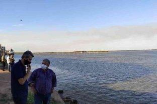 Timbúes promueve el Parque Nacional Isla Santa Fe