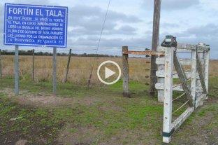 """La historia de Fortín """"El Tala"""": escenario de una batalla clave en la organización de la provincia -  -"""