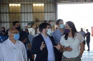 Venado Tuerto: fortalecen el trabajo en la planta de tratamiento de residuos