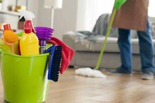 Empleo doméstico: 28% de aumento en 3 cuotas