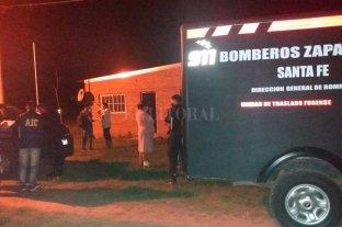 Conmoción en Cayastá: hallaron a dos personas muertas e investigan lo sucedido -