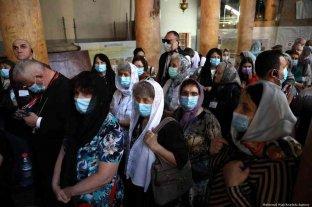 Cisjordania y la Franja de Gaza baten un nuevo récord de contagios por coronavirus