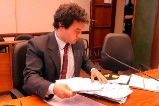 """Fiscal Cecchini: """"Me da tranquilidad que me hayan investigado como a cualquier otro"""""""