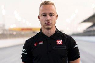 La escudería Haas confirmó al ruso Nikita Mazepin para 2021