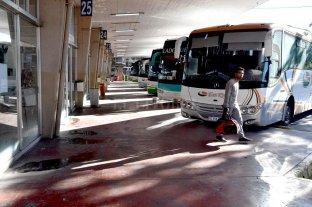 Vuelven los colectivos: Santa Fe-Rosario y otras localidades -
