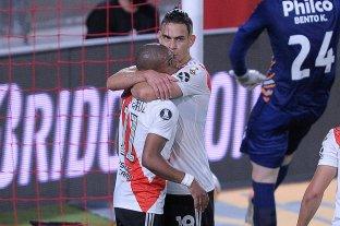 River Plate se clasificó a los cuartos de final tras vencer a Athletico Paranaense