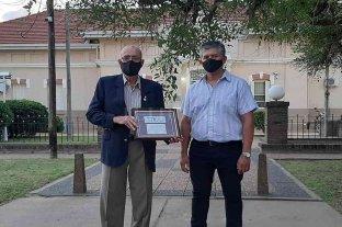 Distinguen al Equipo de Salud de Pilar por su lucha contra el Covid-19