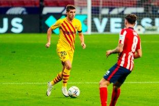 Barcelona confirmó que un jugador dio positivo de Covid-19