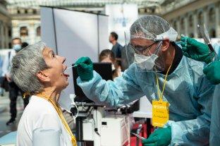 Coronavirus: Rusia sumó más de 25 mil nuevos infectados