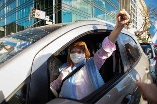 """""""Ahora a los barrabravas los dejan entrar a Casa Rosada"""", afirma Patricia Bullrich"""