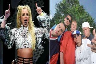 """Britney Spears reeditará su álbum """"Glory"""" y contaría con la colaboración de los Backstreet Boys"""