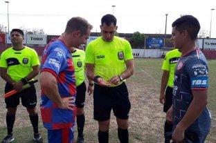 Carlos Córdoba, el árbitro de Rafaela y Tigre