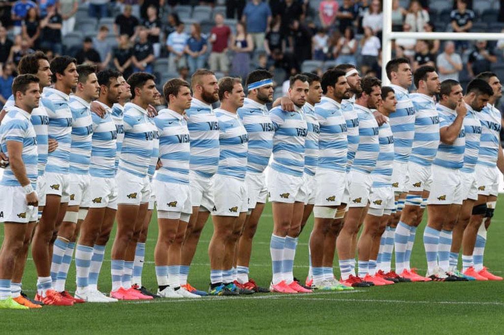 El Seleccionado Argentino de Rugby atraviesa por un momento delicado, como consecuencia de sucesos que de manera imprevista irrumpieron en el devenir diario en la lejana Oceanía. Crédito: Gentileza UAR