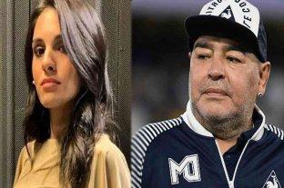"""Magalí Gil , la presunta sexta hija de Diego, aseguró: """" Voy a seguir buscando la verdad"""" -"""