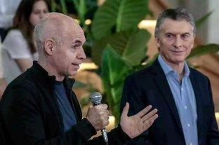"""Macri salió a bancar a la Ciudad de Buenos Aires: la ley que aprobaron """"saquea"""" el presupuesto"""