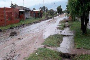 Un temporal de lluvia, viento y granizo causó inundaciones y daños en Entre Ríos