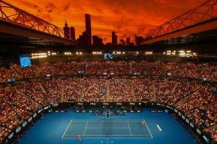 El Abierto de tenis de Australia se jugará en febrero